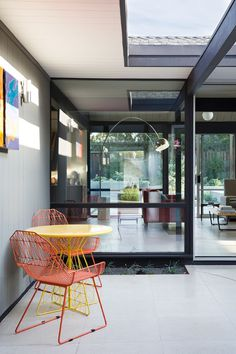 Renewed Classic Eichler Home