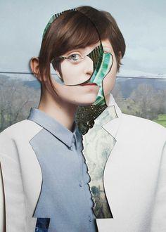 KWIN concept shop: Ernesto Artillo 어네스토아틸로 #collage