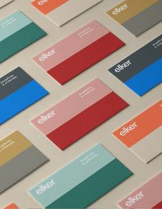 ELKER businesscards