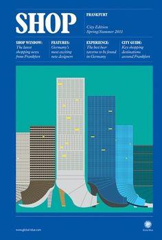 SHOP S/S 2011 « Studio8 Design #guidebook #illustration #studio #8