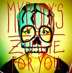 Ryan Gosling's band Dead Man's Bones – My body's a zombie for you cover song free download - Jared Erickson | Jared Erickson #music #zombie #mask