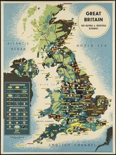 Great Britain - Her natural and industrial resources