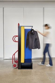 Pushcart Furniture Series for Cornell University, New York 9
