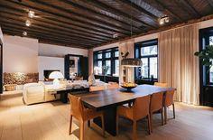 7-Room Stockholm Duplex with Cozy Interior Designs #interior #cozy #designs