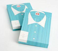 H M #packaging