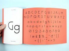 Neal Fletcher — Portfolio #specimen #design #graphic #fletcher #elega #type #neal #typography