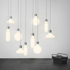 Dezeen architecture and design magazine #us #form #lighting #love #with