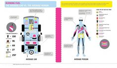 comparing-the-fuel-c_1600x0w.jpg (1600×939) #human #infographic #car