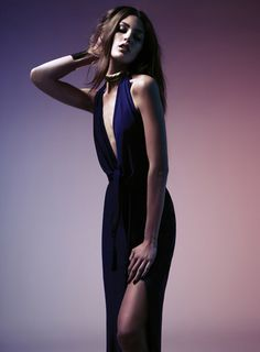 Ali Stephens by Alisha Goldstein for BCBG Magazine #fashion #model #photography #girl