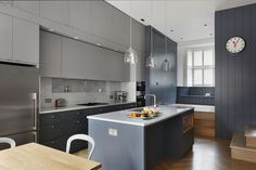 Victorian Family House in London Gets Fresh Redesign 2
