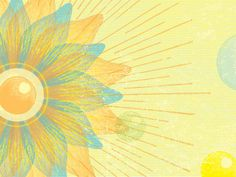 Maybannerdb #flower #spring #illustration