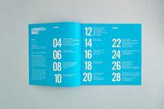 meneo #print #typography #number