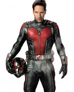 Ant Man Paul Rudd Cosplay Jacket