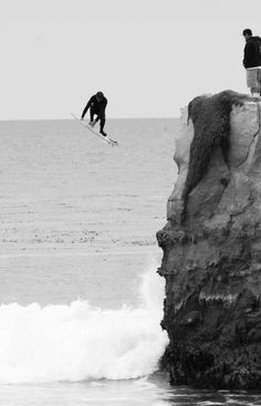 SOUL SURFER #white #surfing #black #photography #and