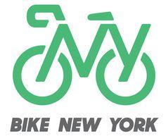Bike New York by Pentagram