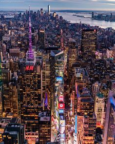 Marco DeGennaro Captures Stunning Cityscapes of New York From Above