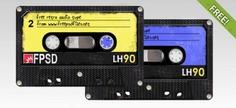 Free psd retro audio tape Free Psd. See more inspiration related to Music, Retro, Tape, Psd, Audio and Horizontal on Freepik.