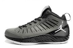 Nike Jordan Superfly BlackAnthracite Cleats #shoes