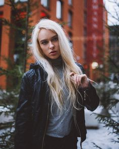 Gorgeous Street Portrait Photography by Martin Nikolajev