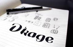D' KAGE #logo