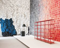 Momentane Exhibition by Ronan and Erwan Bouroullec