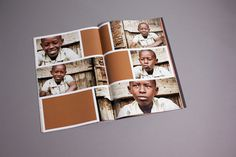 MacDonald Photography Brochure #layout #spread