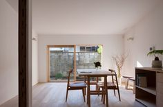 House in Shichiku by Shimpei Oda Architect's Office #interior #minimalist