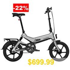 Samebike #JG7186 #Electric #Moped #Bicycle #250W #25km #Per #Hour #250W