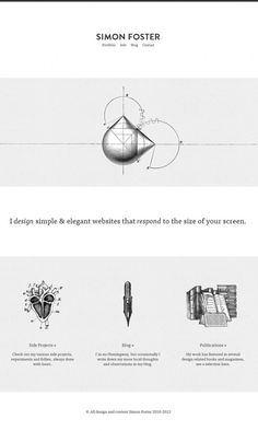 Simon Foster Design #simon