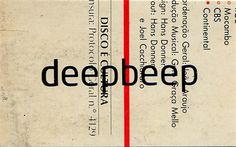 business card - deepbeep