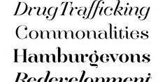 Hera Big - Webfont & Desktop font « MyFonts #type #bodoni