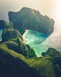 Stunning Travel Drone Photography by Alexander Neimert