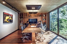 Santa Ana New Headquarters by Lineastudio Architectures 11