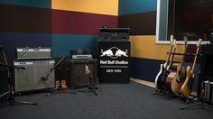 Red Bull Studios - Phase II on Behance