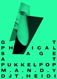 HORT #type #poster #green