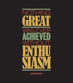 Quotes Posters | Fubiz™ #typography #poster #quote #pogo