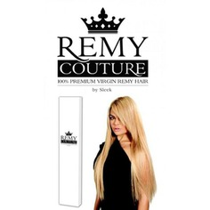 Buy sleek remy couture hair extensions at Cosmetize UK. Remy Couture by Sleek, made from the best 100% Virgin Remy Human Hair. Each individual strand has been hand selected to ensure the best Remy hair, most luxurious and durable Real Remy Human Hair. Get FREE shipping on all sleek remy couture hair extensions today.