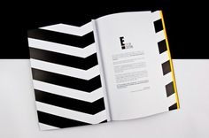 E! by LaPetiteGrosse #design #graphic #rebranding #press #kit #editorial