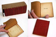 http://remember-paper.com/page/9 #mini #rememberpaper #books #book #remember #paper