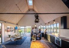 kitchen and dining room / Mecanoo Architecten