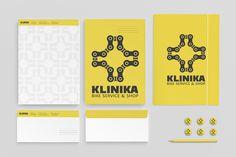 Klinika Bike Service Branding #leo #branding #sosa #sudnji #goran #dan #vinkovic #identity #service #bike #klinika