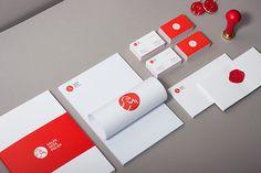 abstract logo | Sales Desk Polen #identity #branding