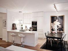 Delightful Scandinavian Apartment Quenching a Thirst for Neatness #ideas #apartament #decor #design