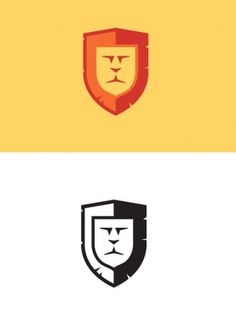 thequietsociety.com/blog | The Creative Work of Brian Hurst #logo #lion