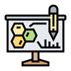 See more icon inspiration related to report, formula, blackboard, Theory, physics, presentation, education, maths, mathematics, chemistry and science on Flaticon.