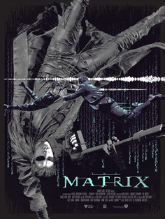 The Matrix by Luke Preece