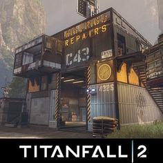 Titanfall 2 DLC - Colony