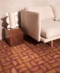 Beach Club Cement Tile Collection by Sarah Ellison