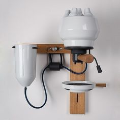 Arvid Häusser — interim page 1 #interior #machine #design #porcelain #wood #product #coffee