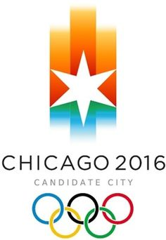Chicago 2016** (2007) logo #bid #chicago #2016 #poster
